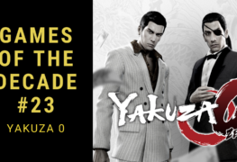 yakuza 0 game of the decade