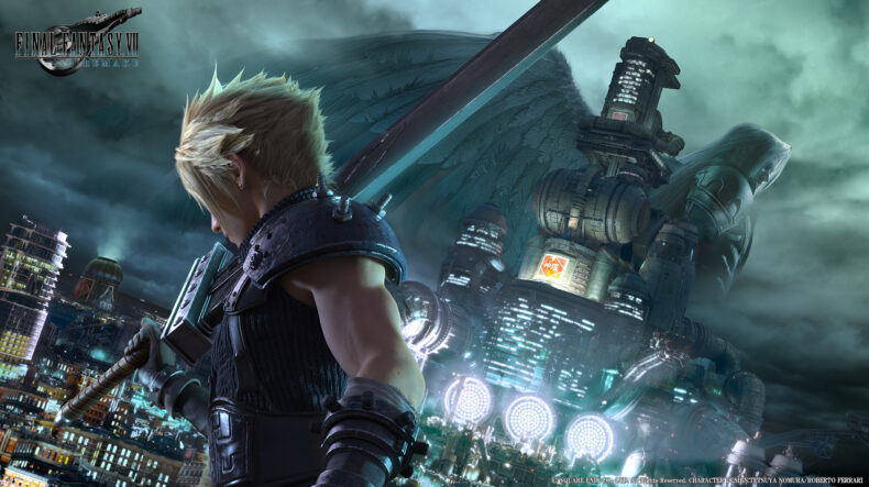 final fantasy vii remake pc release