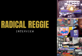 radical reggie interview