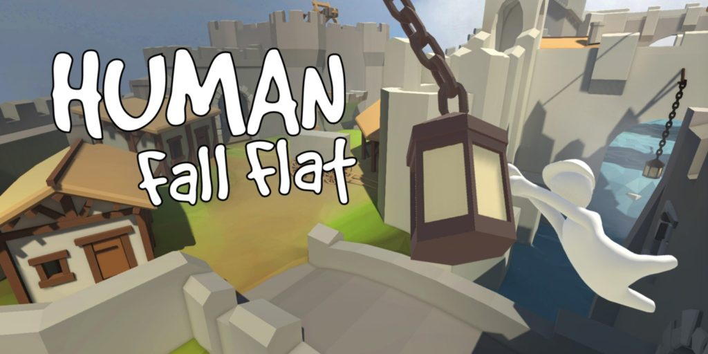 Human Fall Flat Gets Physical Nintendo Switch Release With Super