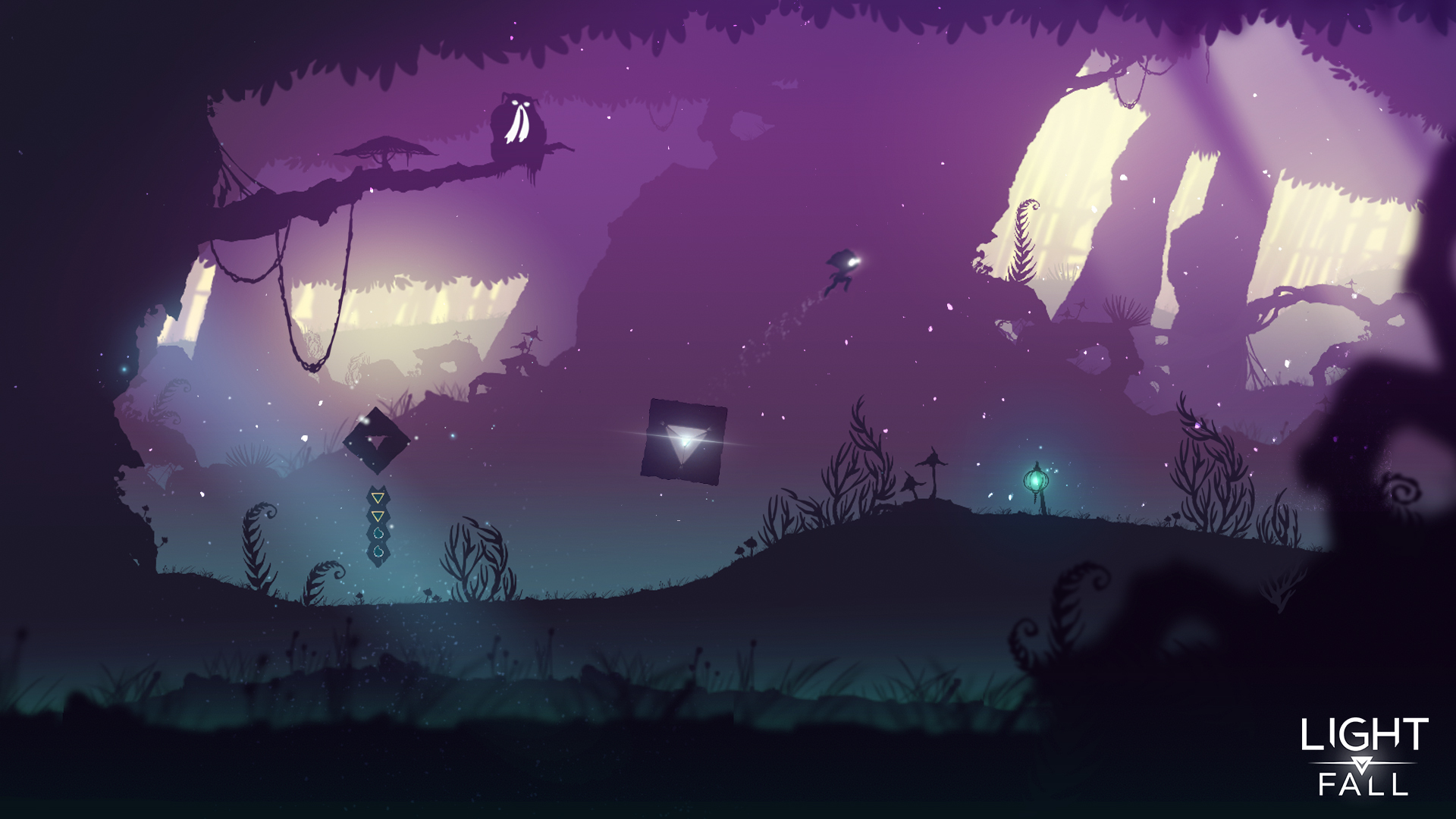 Sound Is A Strong Point Of Light Fall; From The Main Menu To The Levels To  The Story Bits, It Has A Kind Of Orchestral Feeling To It.