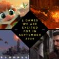 games september 2020